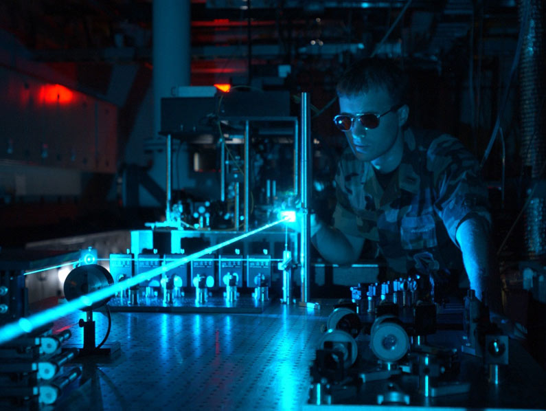 3 things you probably didn't know about lasers